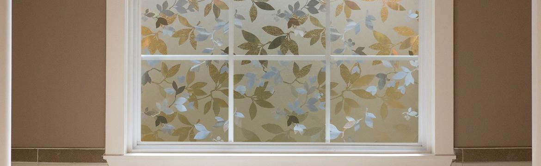 Autumn Frost Decorative Window Film Gila Window Film