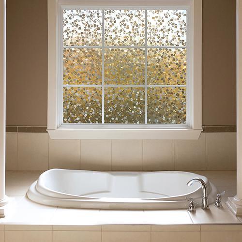 Charmant Gila® Sparkle Glass Scenes Window Film
