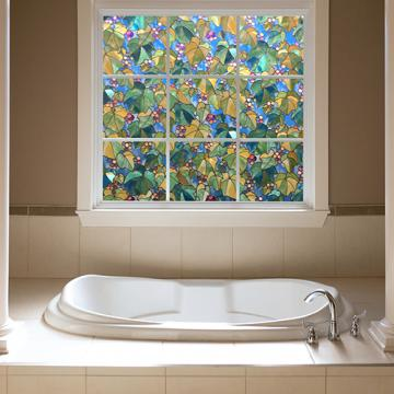 Decorative Window Film Gvine Gila Window Film